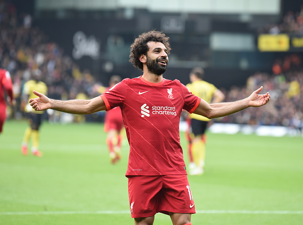 Mohamed Salah Contract