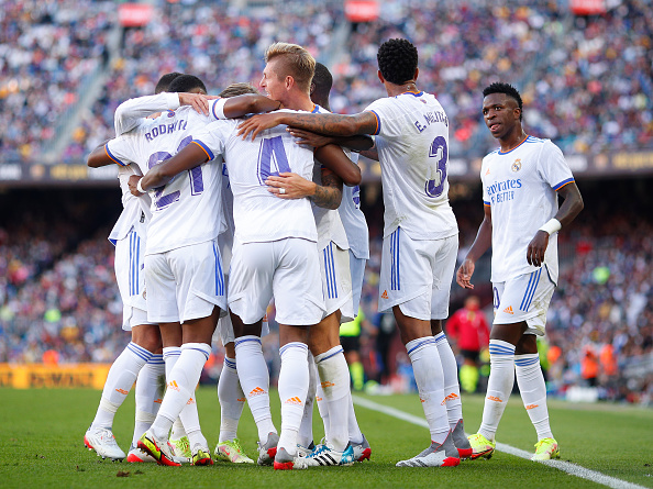 La victoria del Clásico sella la semana perfecta para el Real Madrid