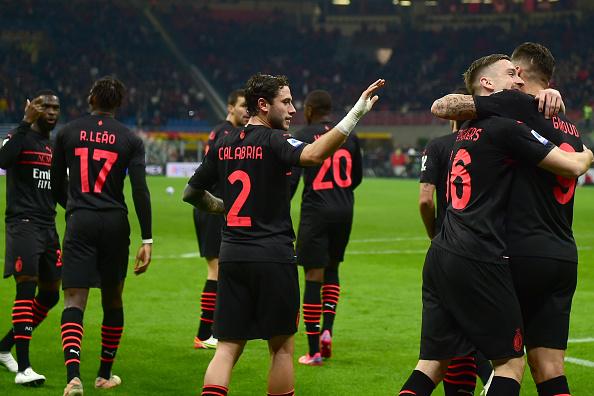 AC Milan fixtures