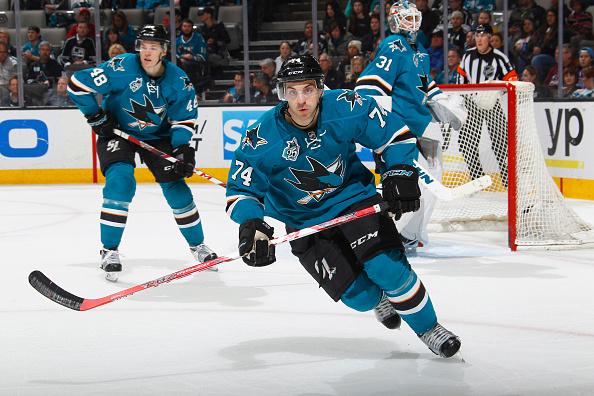 Prospects Power San Jose Sharks