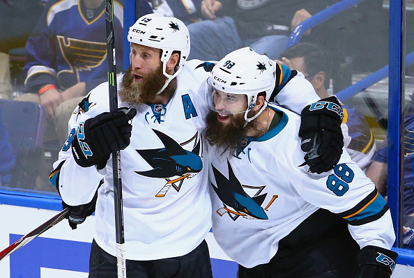 San Jose Sharks Contracts Looming - Last Word on Hockey fa480e33c