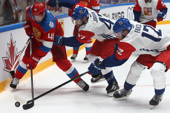 World Cup of Hockey games