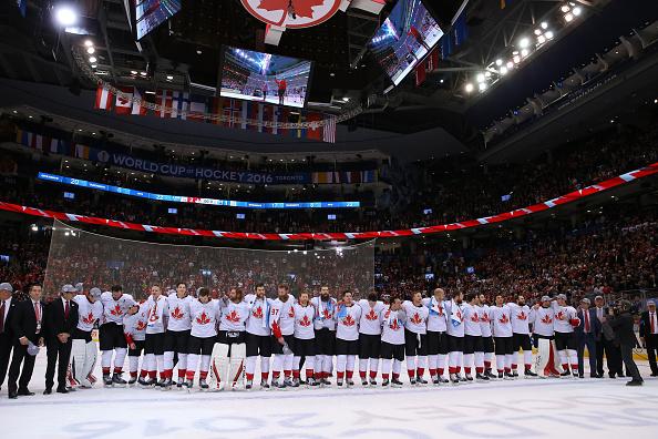 Canada Wins World Cup of Hockey