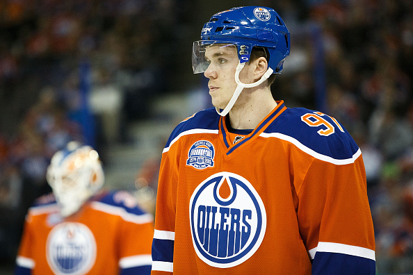 new arrival dd88b e8b72 Oilers Name Connor McDavid Captain; Becomes Youngest in NHL ...