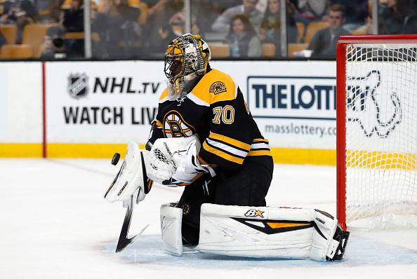 Bruins To Start Malcolm Subban In Net Amidst Injuries