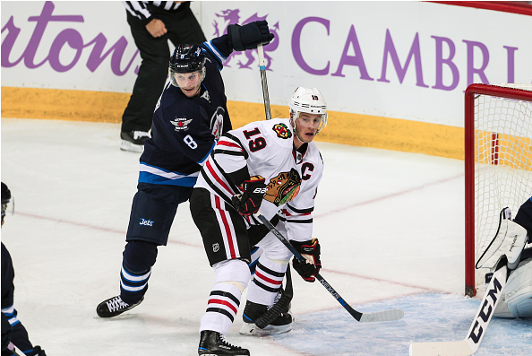Jonathan Toews; NHLRumours