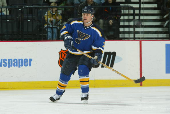 innovative design 75492 9844b St. Louis Blues Announce Winter Classic Alumni Roster - Last ...