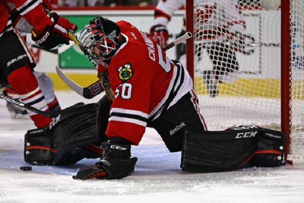 corey crawford injury
