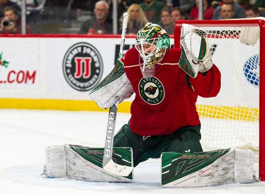 minnesota wild deploy virtual reality goalie game