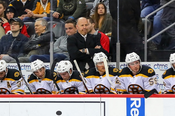bruins consistency issues