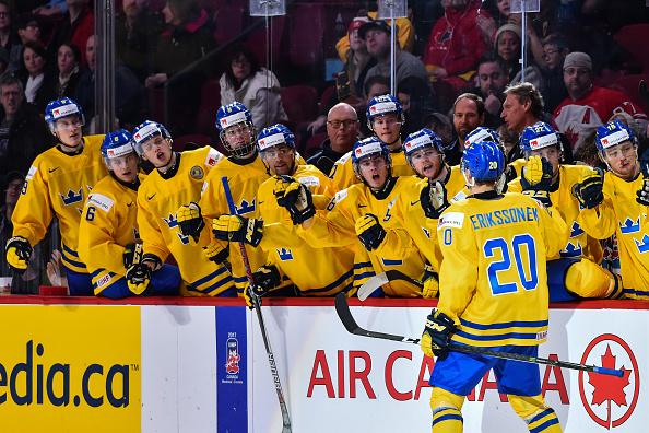 Joel Eriksson Ek Minnesota Wild Prospects