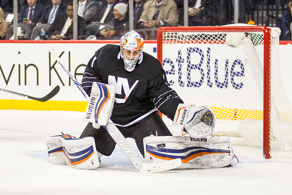 on sale 11b9b 72cc8 Thomas Greiss Signs Extension with the New York Islanders ...