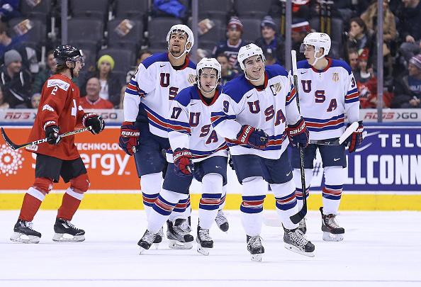 38b60f298a2 Team USA Advances To IIHF World Junior Championship Semifinals ...