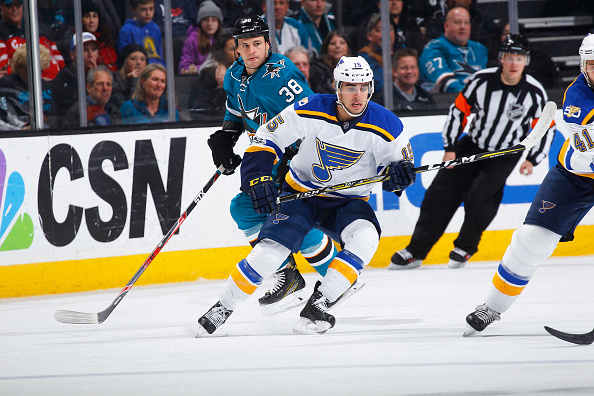 Blues F Fabbri will miss the season