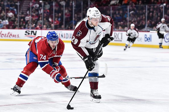 brand new f2c0f c0df7 Recent Colorado Avalanche Draft History: First Round 2010-2016