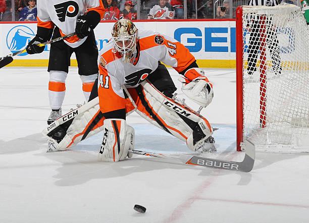 Philadelphia Flyers Goaltending Future Is Bright Last Word On Hockey