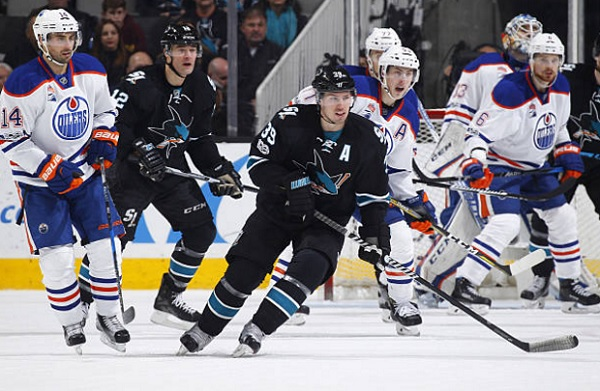 edmonton oilers vs san jose sharks
