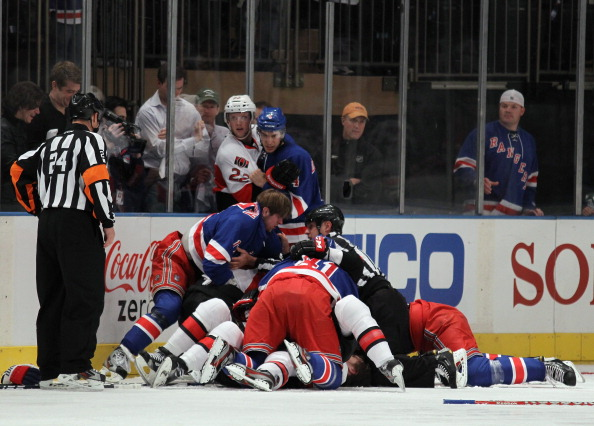 New York Rangers Vs Ottawa Senators Playoff History Last Word On