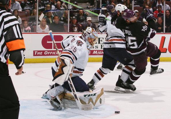 wholesale dealer be1f7 eb2fb History of a Series – Edmonton Oilers vs Anaheim Ducks 2006 Playoffs