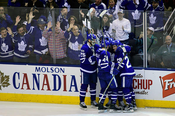 Toronto Maple Leafs Playoff Run Proved They Re Ready To