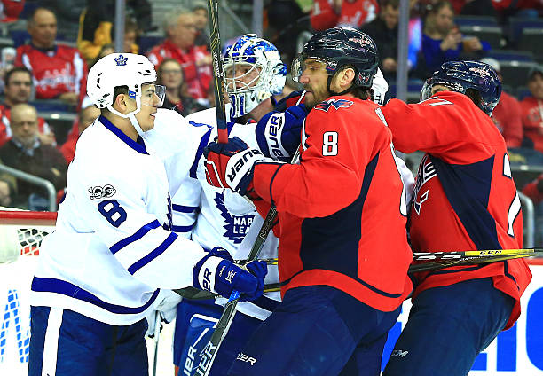 Washington Capitals vs Toronto Maple Leafs First Round Series Preview b99f7b79f79a