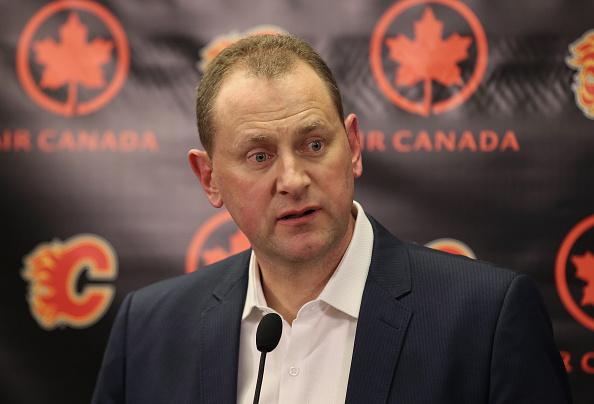 Calgary Flames Off-Season