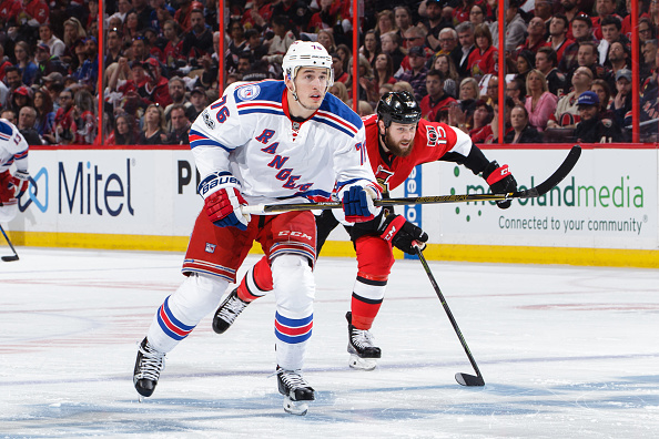 New York Rangers Young Guns To Make An Impact This Season Last