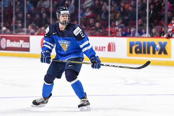 TSP  2018 NHL Organizational Prospect Rankings (31-21). By f0cfff5d6