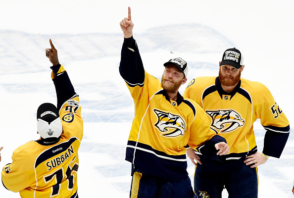 Nashville Predators Biggest Game