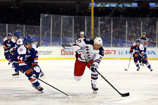 best service afb42 31ea9 Buffalo Sabres, New York Rangers to Meet in 2018 NHL Winter ...