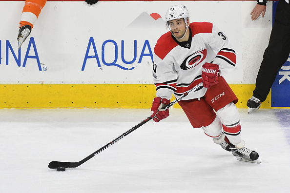 Derek Ryan Re-Signs with the Carolina Hurricanes - Last Word on Hockey