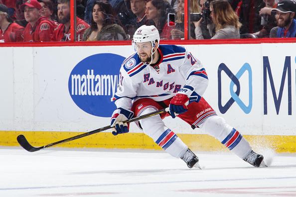 Derek Stepan Traded