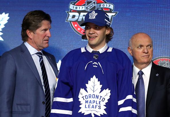 Timothy Liljegren Maple Leafs Prospects