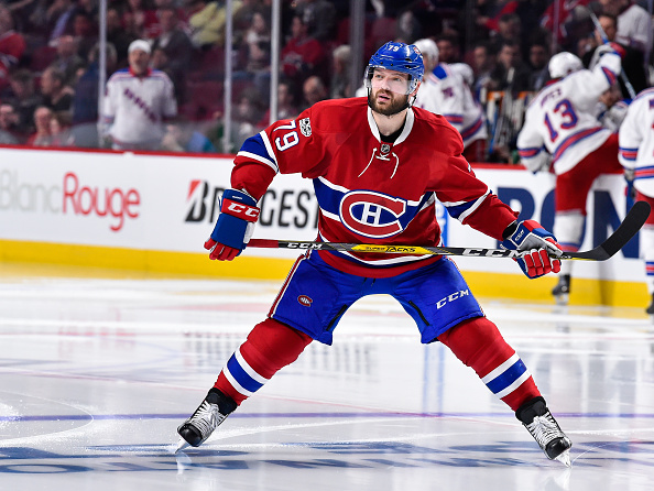 Defenseman Andrei Markov won't be on Canadiens