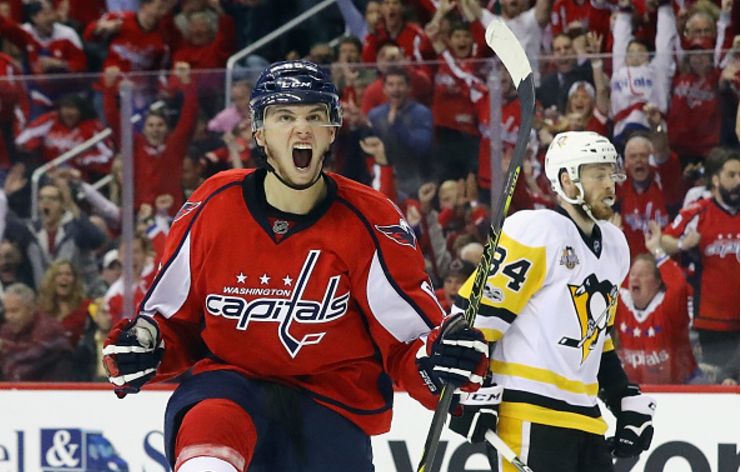 Andre Burakovsky Re-Signs With The Washington Capitals 42373838568