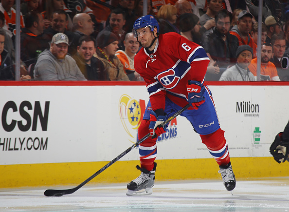 Montreal Canadiens Expose or Protect  Shea Weber a44001d75b5