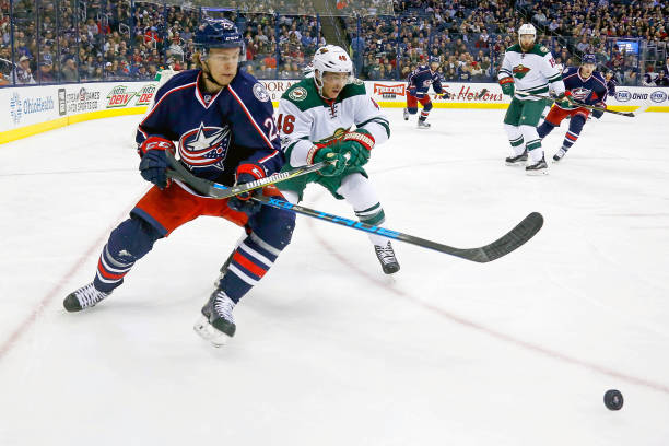 Blue Jackets Expansion Draft