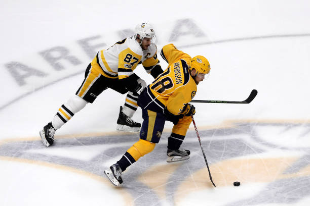 NHL: Nashville Predators sign Viktor Arvidsson to seven-year deal