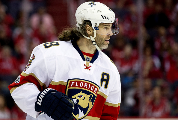 Florida Panthers All-Time Lineup; Jaromir Jagr