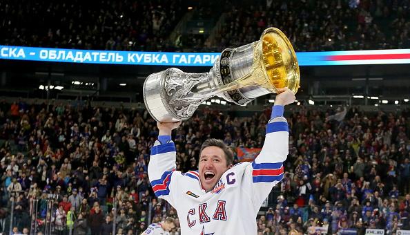 Ilya Kovalchuk Re Signs With Ska St Petersburg Last Word On Hockey