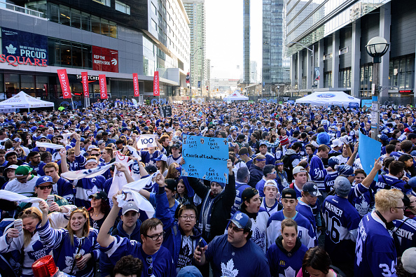 Toronto Maple Leafs off-season