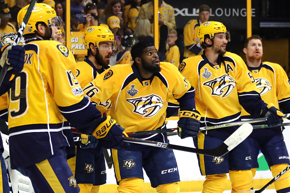 Examining The Nashville Predators Off Season Roster And Prospects