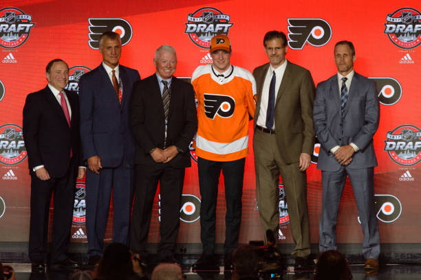 NHL: Philadelphia Flyers sign 2017 No. 2 overall draft pick Nolan Patrick