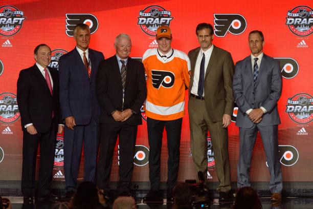 Nolan Patrick Philadelphia Flyers Prospects