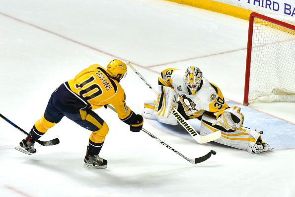 Nashville Predators offense