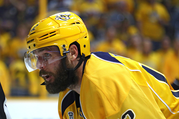 Nashville Predators outlook