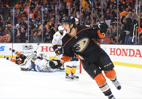 Ducks Eishockey