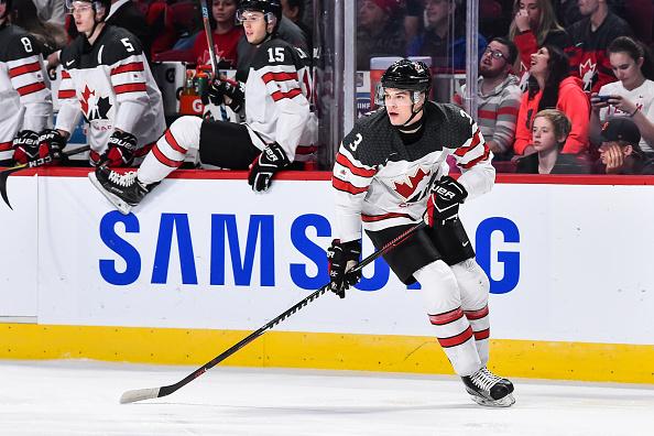 Noah Juulsen Montreal Canadiens Prospects