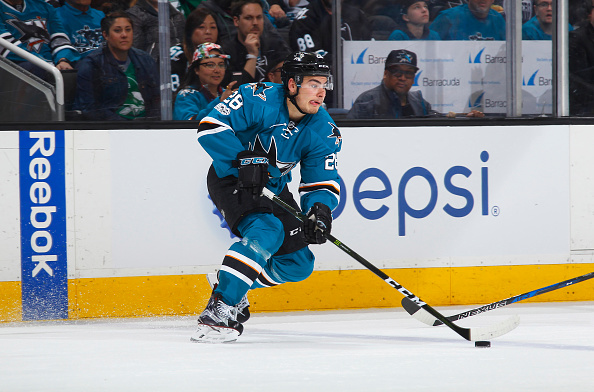 Timo Meier San Jose Sharks Prospects