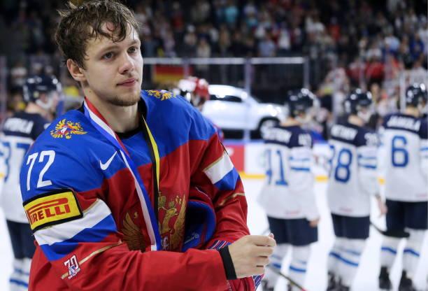 artemi panarin russia jersey
